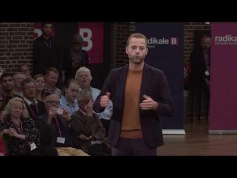 Morten Østergaard tale til Radikale Venstres landsmøde