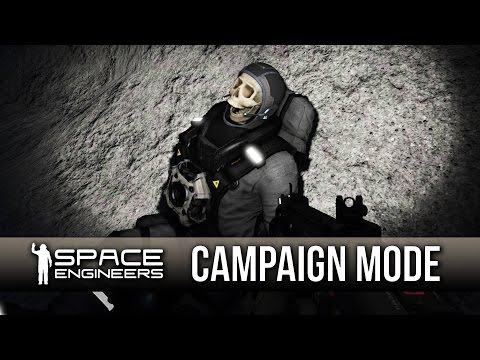 Space Engineers - Campaign Gameplay