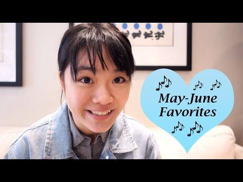 Favorite Music: May-June 2018
