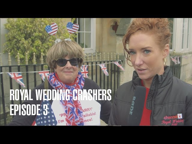 Royal Wedding Crashers Episode 3 – Going to the Chapel