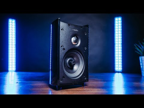 BIG Sound In a Small Package |  Definitive Technology ProMonitor 800 Satellite Speakers