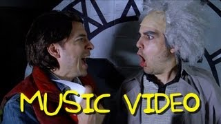 """Great Scott"" - Back to the Future As A Broadway Musical (Homemade)"