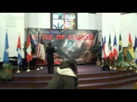 3 - Mark Fox - Jesus, Israel, Iran & the Bomb!