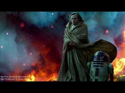 Star Wars: The Force Theme | EPIC CINEMATIC VERSION (Rise of Skywalker Tribute Music)