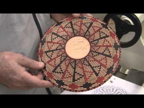 2014-10-09 Basket Illusion Platter by Harvey Meyer (Part 2)