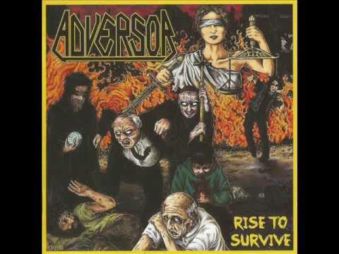 Adversor - Rise To Survive (Full Album, 2016)