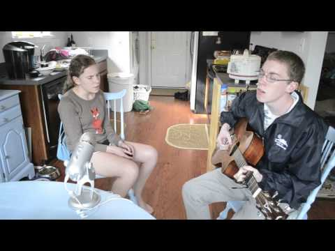 Hero (Family of the Year) - A cover by Nathan and Eva Leach