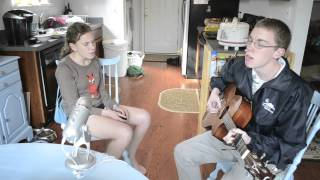 Repeat youtube video Hero (Family of the Year) - A cover by Nathan and Eva Leach