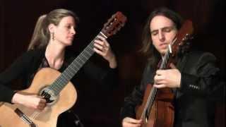 Guitar Duo KM - Círculo mágico, Manuel de Falla