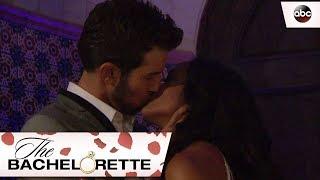 Bryan Kisses Rachel - The Bachelorette 13x01