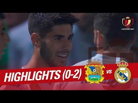 Resumen de CF Fuenlabrada vs Real Madrid (0-2)