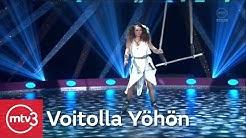 Viivin Rollerdance-esitys | Voitolla yöhön | MTV3