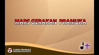 Mars Gerakan Pramuka