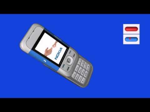 Nokia 5200 - Exhibition on Web3D