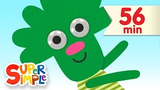 Follow along to this super FUN song for kids, featuring Noodle & Pa...