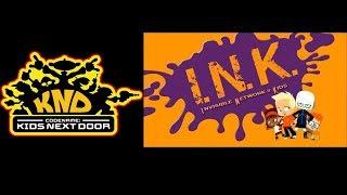 Codename: Kids Next Door X I.N.K. Invisible Network of Kids