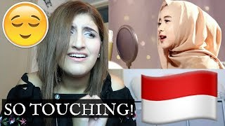 REACTING TO YA HABIBAL QOLBI (SABYAN version)