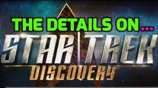 Star Trek: Discovery - Producer Bryan Fuller on the new TV series