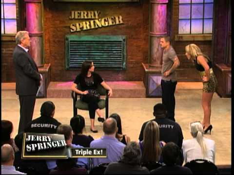 Triple Ex! (The Jerry Springer Show)