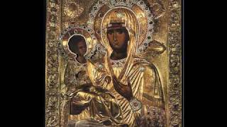 Divna Ljubojevic - Agni partene  Αγνή Παρθένε , Orthodox chant