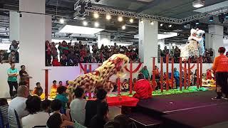 Lee Kiong Sabah, Malaysia Lion Dance 2019