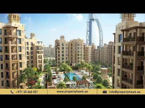 Madinat Jumeirah Living | Umm Suqeim | Luxurious | With Burj Al Arab View| 100% Freehold