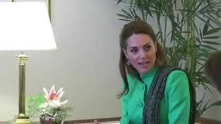 Встреча с президентом и первой леди Пакистана