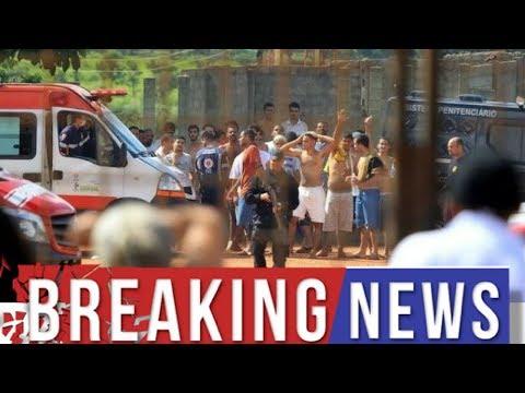 Nine dead in Brazil prison clash on new year. [2nd jan 2018 BREAKING NEWS]