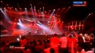 EUROVISION 2012 - SWITZERLAND - Sinplus - Unbreakable