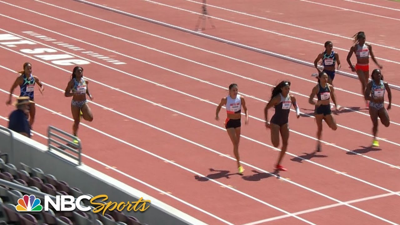 Gabby Thomas Sets a New Standard for Sprinters, On and Off the ...