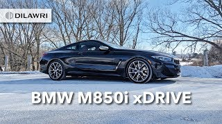 2019 BMW M850i: REVIEW
