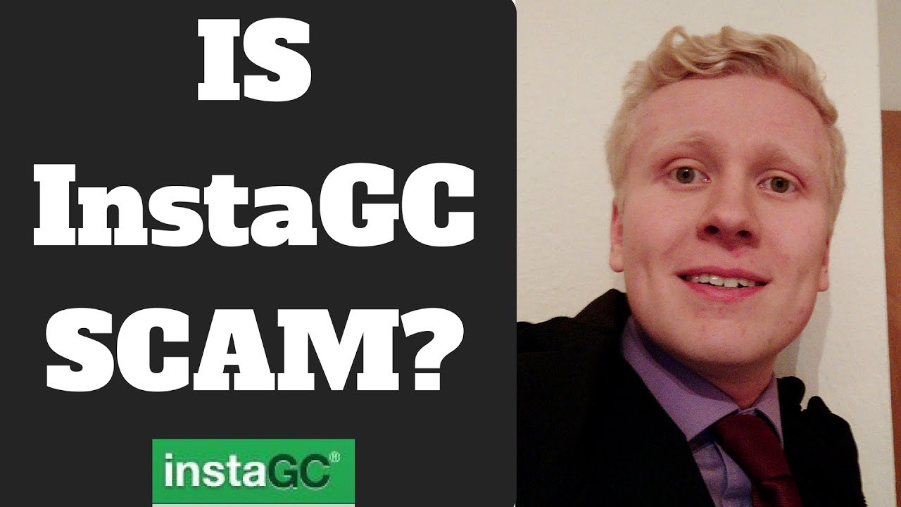 Is InstaGC a Scam? - It Depends on How Much $$$ You Want to Earn!