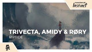 Trivecta, AMIDY &amp RORY - Riptide [Monstercat Lyric Video]