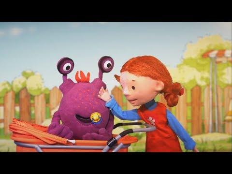 Ювик с планеты Ю - Режим дня - Обучающие мультфильмы для детей