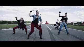 Dancehall choreo by ValFox/Fox gyals/Charly Black – Bike back/Whining vixen