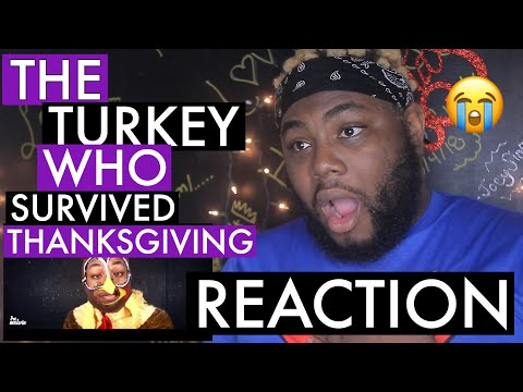 The Turkey Who Survived Thanksgiving | REACTION