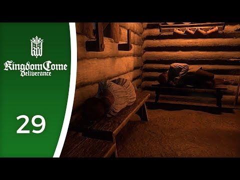 Pickpocketing is lame, but at least I get it now - Let's Play Kingdom Come: Deliverance #29