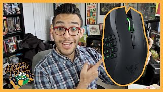 Razer Naga Epic Chroma - Review and Unboxing
