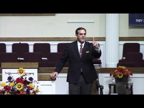 10-16-16 Sunday PM - Pastor Bob Gray II - Biblical Advice for Parents