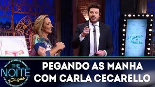 Pegando as manha com Carla Cecarello - Ep. 1 | The Noite (30/04/18)