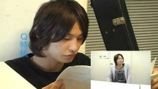 「東京俳優市場2010春」第2話から仲島義侍さんのインタビューです。