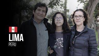Uma igreja solidária em Lima no Peru