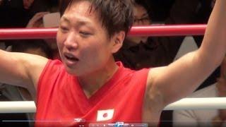 Boxing 山崎静代 × 薛春秋 女子ボクシング2013-402