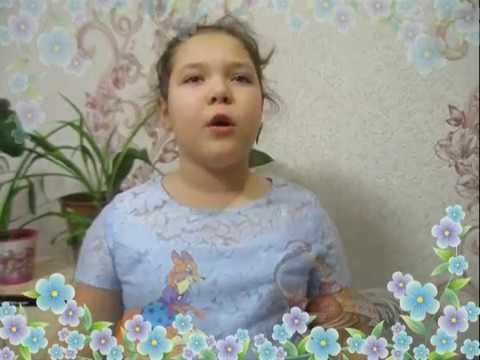 Изображение предпросмотра прочтения – РегинаСабитова читает произведение «Лиса и Журавль» (Русский фольклор )