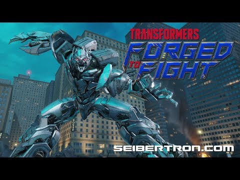 Transformers Forged To Fight Revenge of the Fallen MEGATRON vs G1 Ultra Magnus Special Moves Video