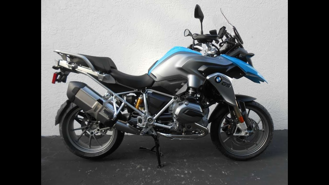 2014 bmw r1200gsw low suspension ride video gulf coast motorcycles
