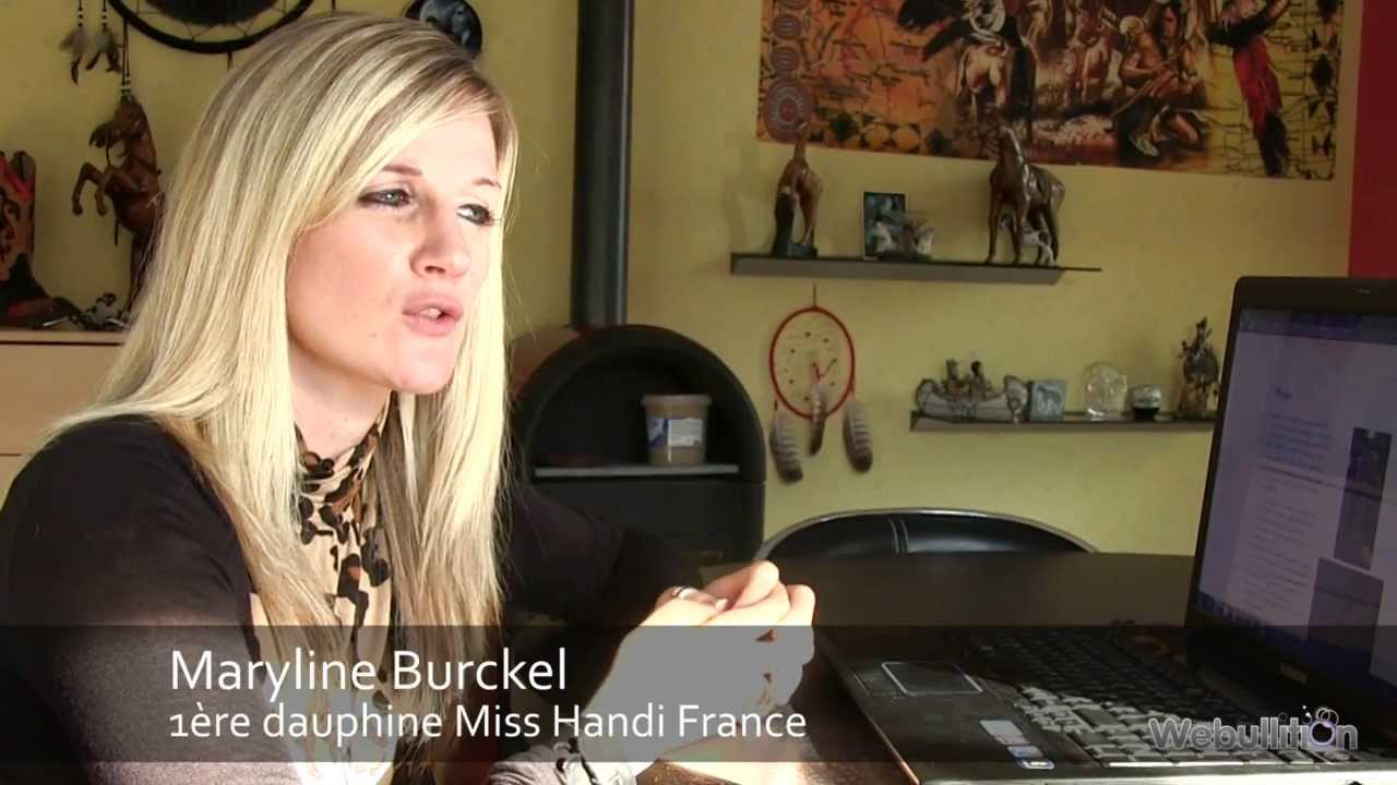 miss handi france d boires d 39 une premi re dauphine youtube. Black Bedroom Furniture Sets. Home Design Ideas