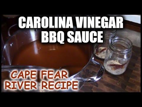 Carolina Vinegar BBQ Sauce Recipe | Cape Fear River Region