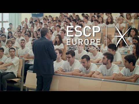 ESCP Europe Turin Campus Opening Ceremony A.Y. 2018/2019