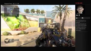 Bo3 PS4 LIVE FOR FUN THE PS4 SHUT OFF AHH VortexSniping